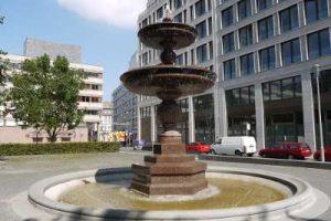 Fontaine Spittelmarkt Berlin